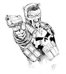 Punisher by Max-Dunbar