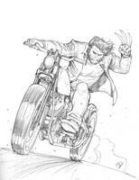 Wolverine by Max-Dunbar