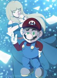 (Mario) The Music Box Anniversary II by Marios-Friend9