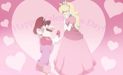 Happy Valentine's Day 2019 by Marios-Friend9