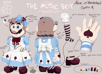 MTMB-ARC-: Alice In Wonderland Design A by Marios-Friend9