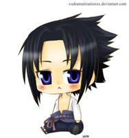 Chibi Sasuke by XxDramatizationxX