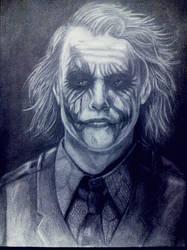 Joker by WelingtonMachado
