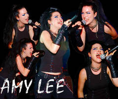 Amy Lee by angel-gothica