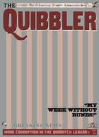 The Quibbler-in progress by greendude34