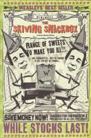 Skiving Snackbox Ad by greendude34