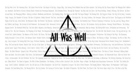 Greendude All Was Well Harry Potter Wallpaper By Greendude34