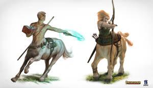 Pathfinder 11 by ayhotte