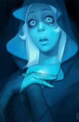 Blue Diamond by ayhotte