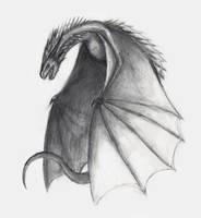 Drogon by Loreen94