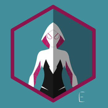 Spider-Gwen Icon by thelivingethan