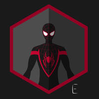 Miles Morales Icon by thelivingethan