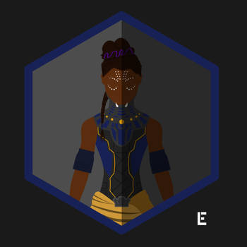 Shuri Character Icon by thelivingethan