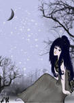 My lonely winter by NairaUzumaki