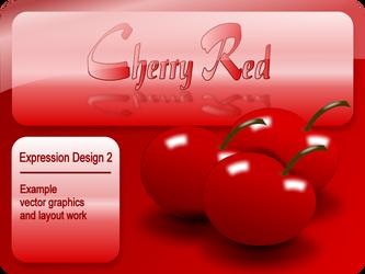 CherryRed_005 by casteeld