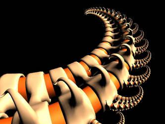 fractal recursion by casteeld
