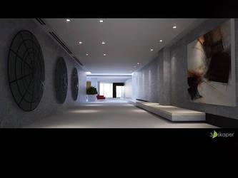 a gallery by 3Dskaper