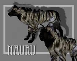 Nauru preset by Rikuko