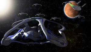 Surrender the Enterprise by Hatvok