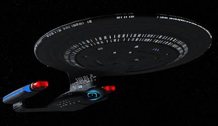 Enterprise of the Galaxy by Hatvok