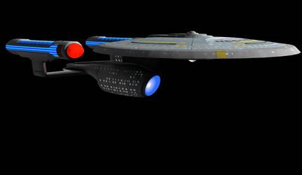 Ambassador Class Enterprise by Hatvok