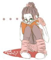 bookworm by starblacks