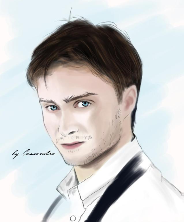 Daniel Radcliffe Preview 2 by secretSWC