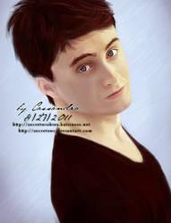 Daniel Radcliffe 2 final by secretSWC