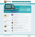 AppsIndex 2.0 design by secretSWC