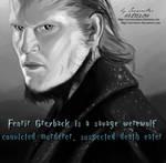 Fenrir Greyback by secretSWC