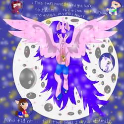 Scapoiltes Destiny by YoshiLuigiFan22