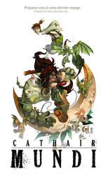 Cathair Mundi Poster by Catell-Ruz