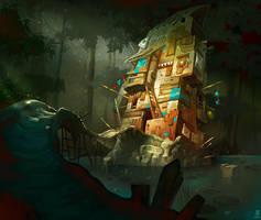 bayou by Catell-Ruz