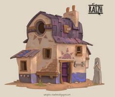 Wereb Raizh House by Catell-Ruz