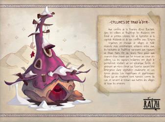 Thad'A'Dyr House by Catell-Ruz