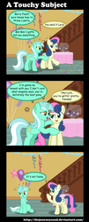 A Touchy Subject by TheJourneysEnd