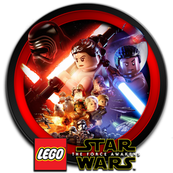 LEGO Star Wars: The Force Awakens by Saif96
