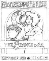 The Seance W. I. P. by BloodMoonEquinox