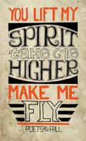 Lift My Spirit by BloodMoonEquinox