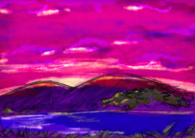 The Dawn in Spring 1 The Dawn by MasanoEshi