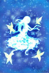 The Fairy by MasanoEshi