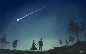 Shooting Star by MasanoEshi