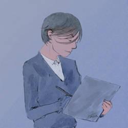 Sketching by MasanoEshi