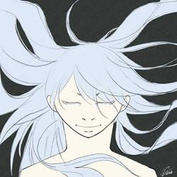Crazy Hair by MasanoEshi