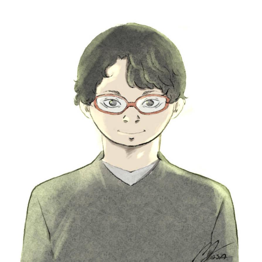 Kao11 by MasanoEshi