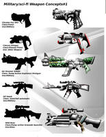 Weapon Concepts1 by Destructiconz