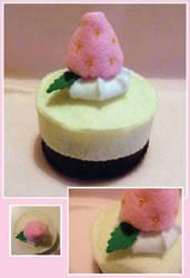 Cheesecake by ninjamoy