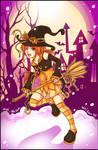 SS Pumpkin Witchboy fr shizero by starrywhitewall