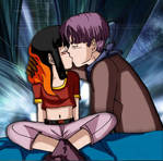 pan trunks kiss colorato by kimykaiba