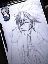 Sketch by revinee